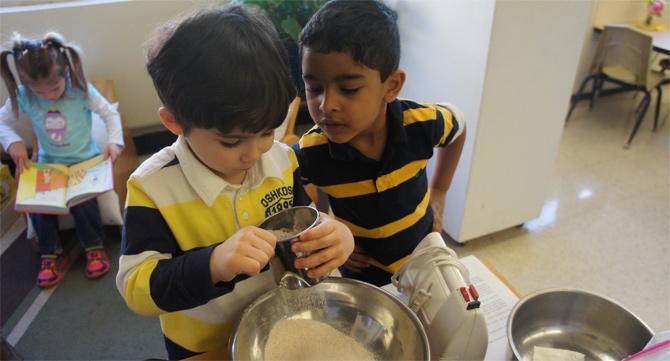 Dearborn Montessori Preschool